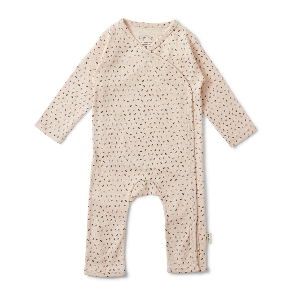 Konges Slojd Organic Cotton Newborn Onesie