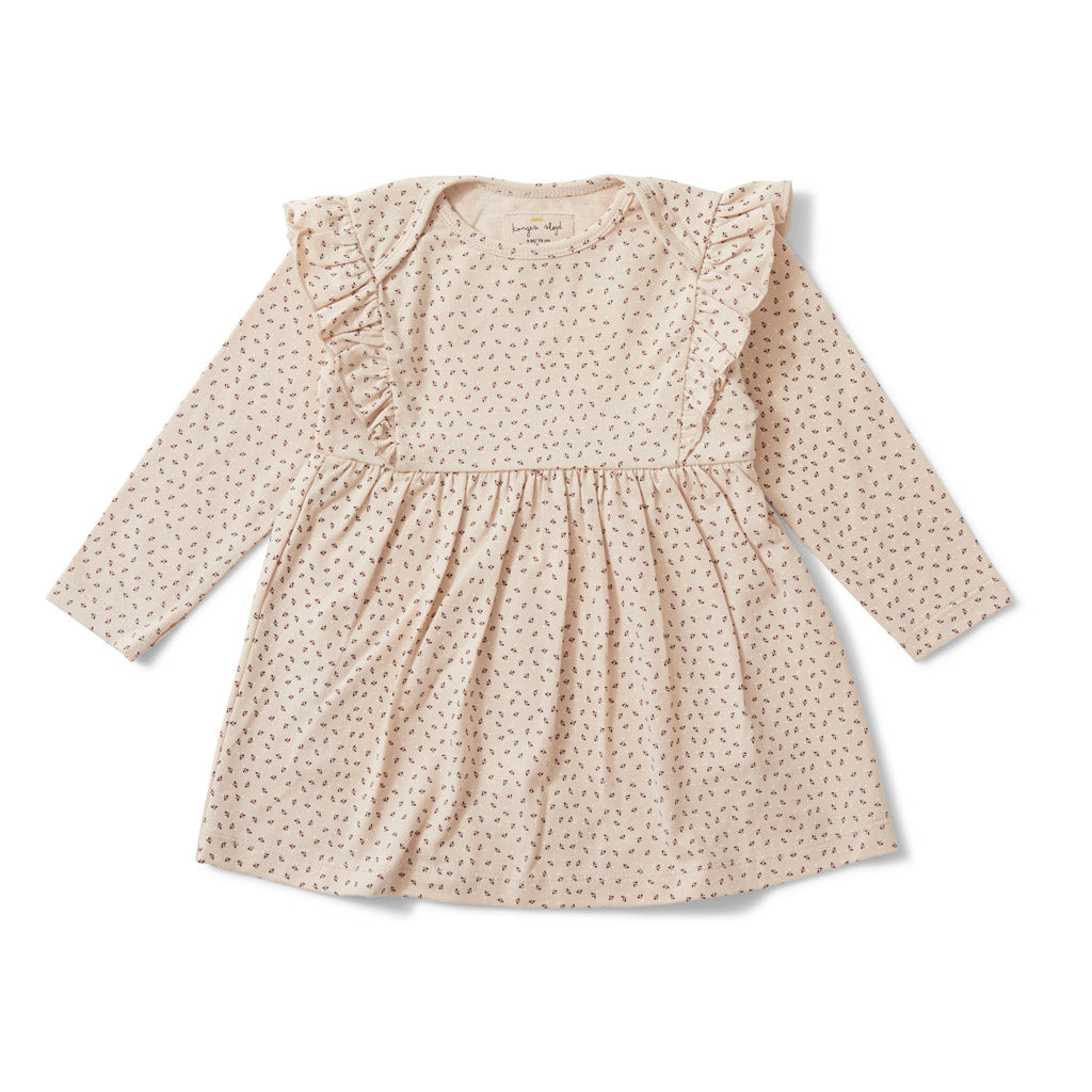 Konges Slojd Organic Cotton Dress