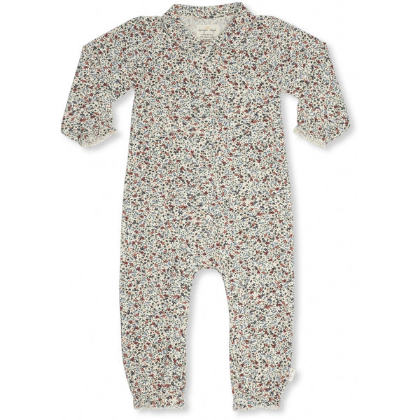 Organic Cotton Collar Onesie - Louloudi