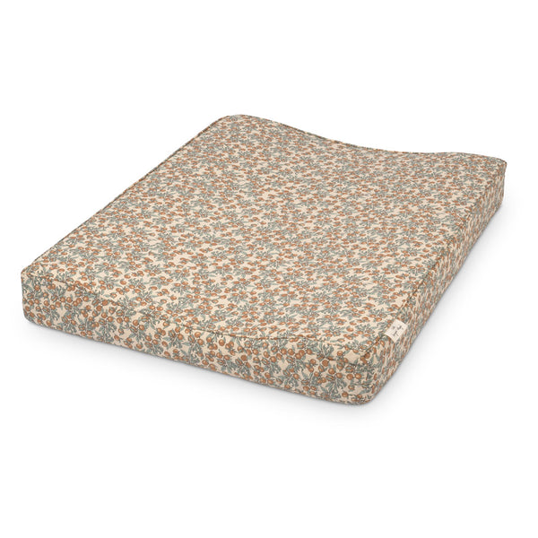 Konges Slojd Organic Cotton Changing Cushion - Orangery Beige
