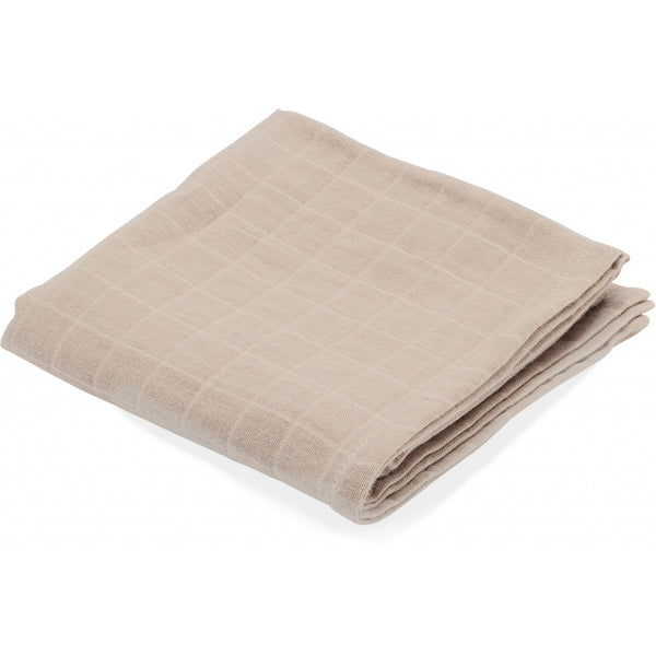 Organic Cotton Muslin Cloth - Various Colours