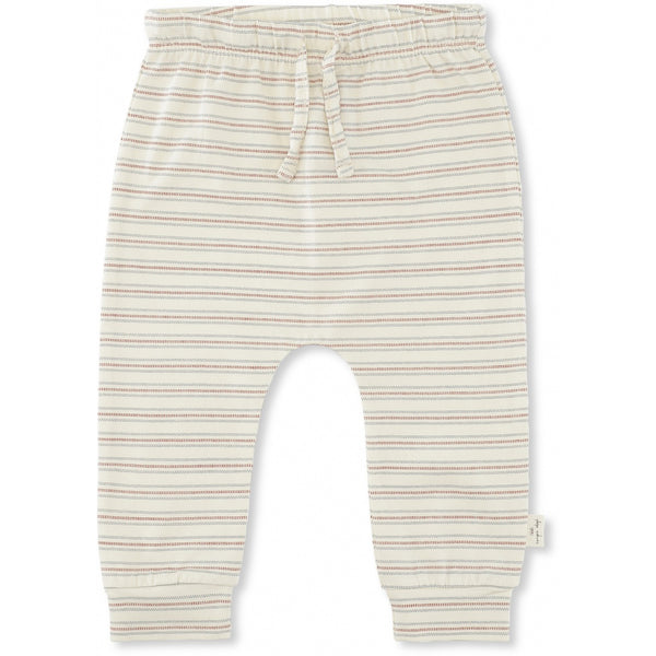 Konges Slojd Organic Cotton Pants Vintage Stripe
