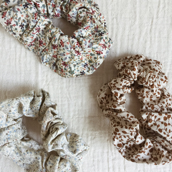 Konges Slojd Organic Cotton Scrunchie