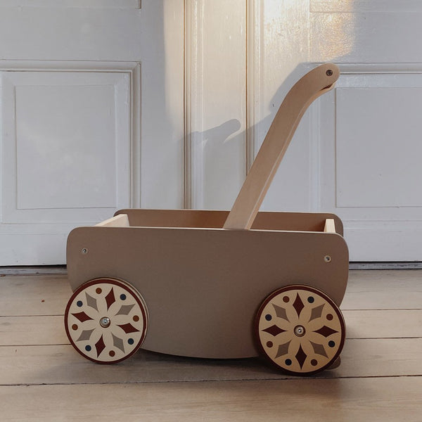Konges Slojd WALK WAGON GLACIER GREY
