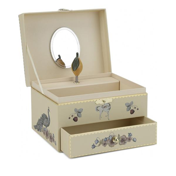 Treasure Box - Peacock