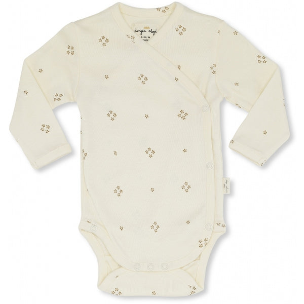 Konges Slojd Organic Cotton Newborn Body Camille