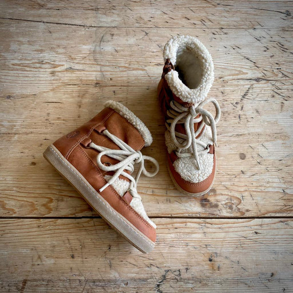LMDI Collection SKIMO BOOT - CAMEL