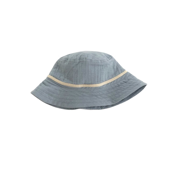 LiiLU Spring Summer 20 SS20 Bucket hat - Dusty blue