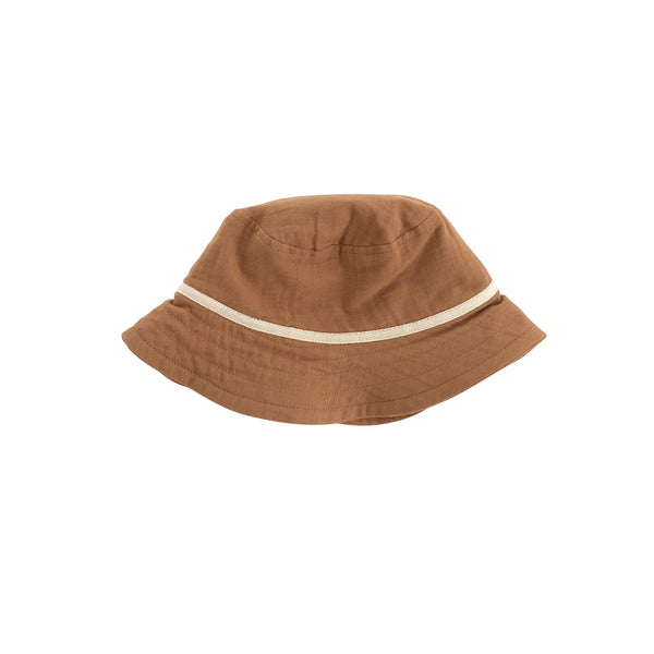 LiiLU Spring Summer 20 SS20 Bucket hat - Terracotta