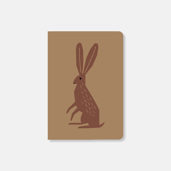 Michoucas Notebook Rabbit