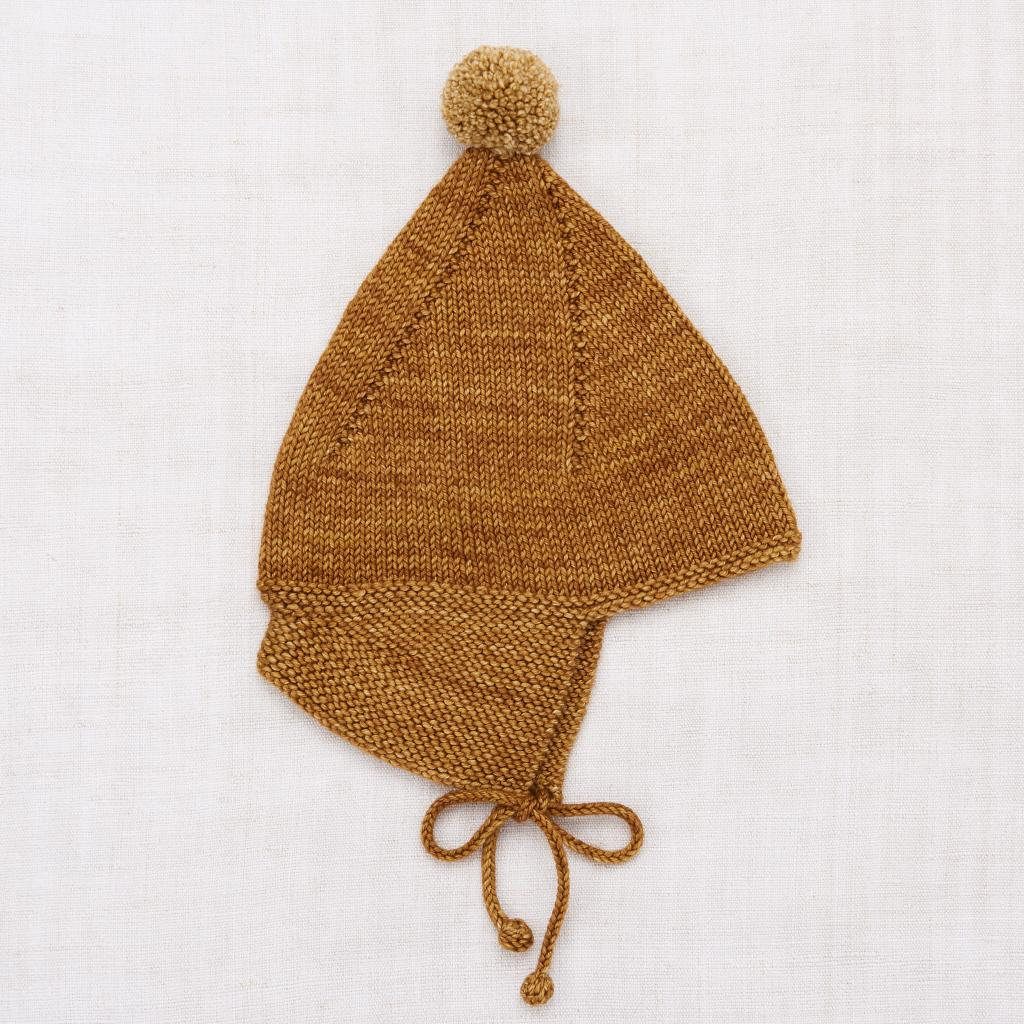 Misha and Puff Pointy Peak Hat - Bronze