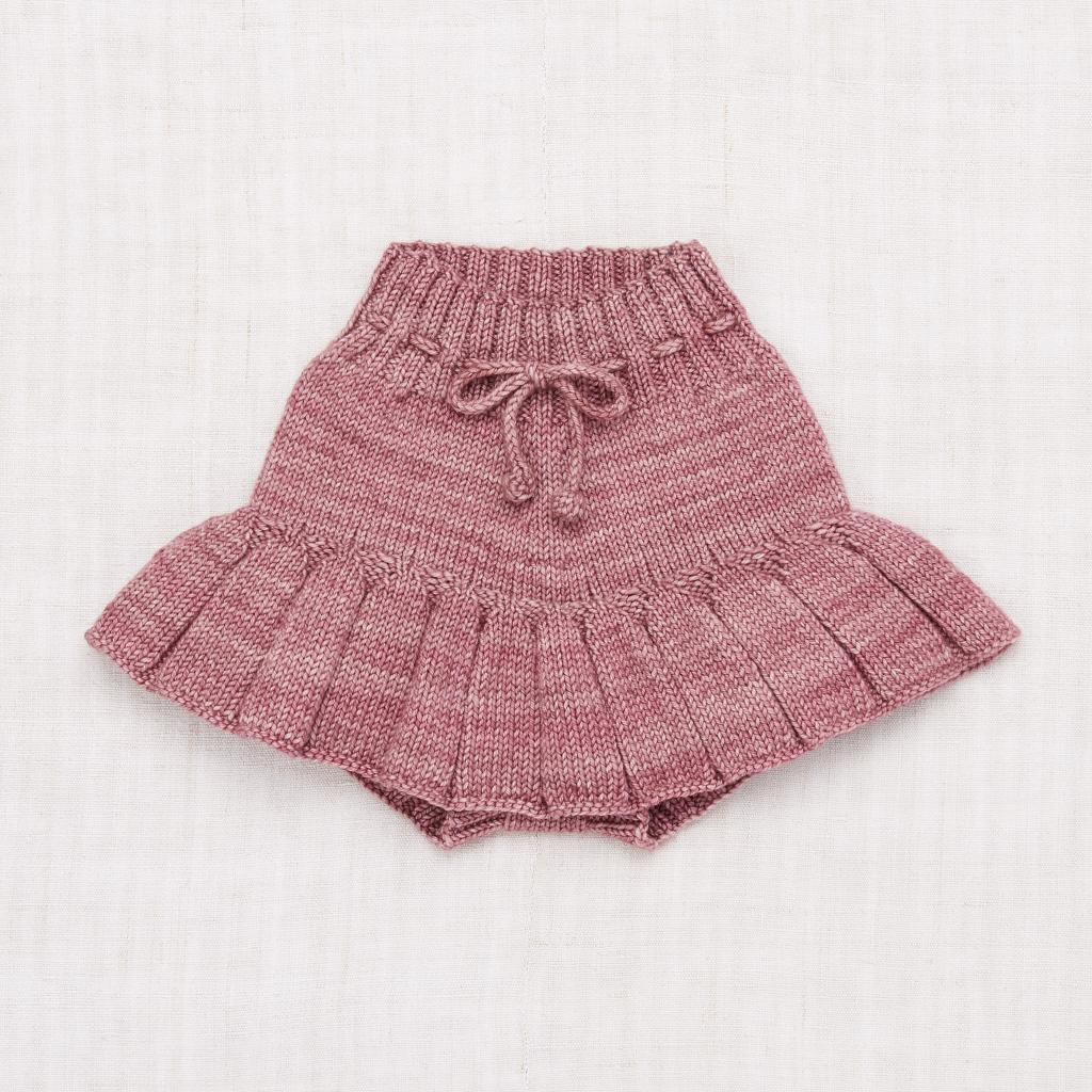 Misha and Puff Skating Pond Skirt - Antique Rose