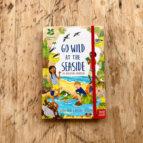 Nosy Crow Go Wild at the Seaside