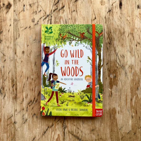 Nosy Crow Go Wild in the Woods