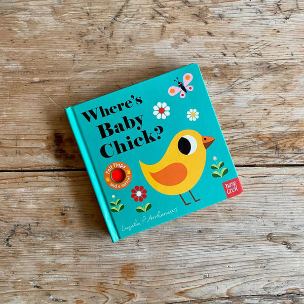 Nosy Crow Where's Baby Chick?