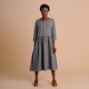 Olli Ella Zinnia Dress - Breakfast Check