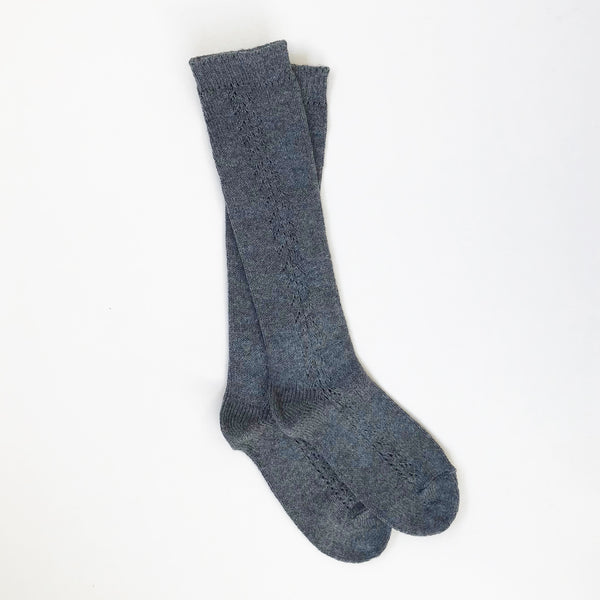 OPENWORK LONG SOCKS - GREY