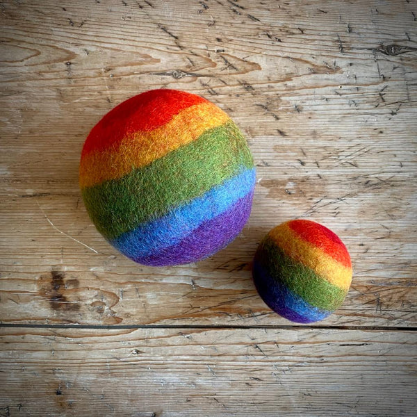 Rainbow Ball Set