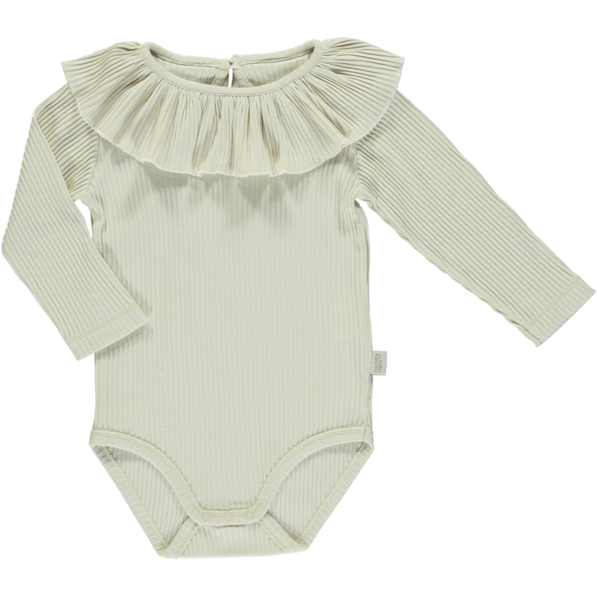 Poudre Organic Cotton Body Betula - Almond Milk