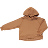 Poudre Organic Cotton Hoodie Citron - Brown Sugar