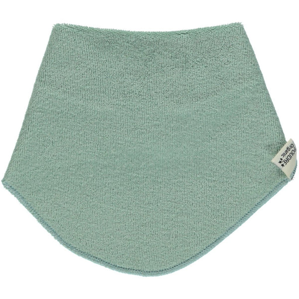 Poudre Organic Cotton Terry Bib Asperule - Blue Surf