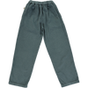 Poudre Organic Cotton Corduroy Trousers Pomelos - Stormy Weather