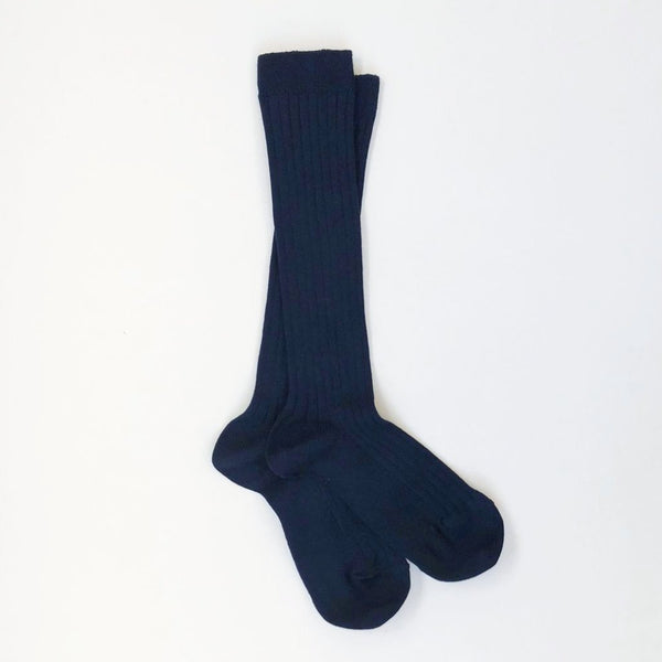 LONG SOCKS - NAVY