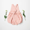 Jump Rope Romper - Blush