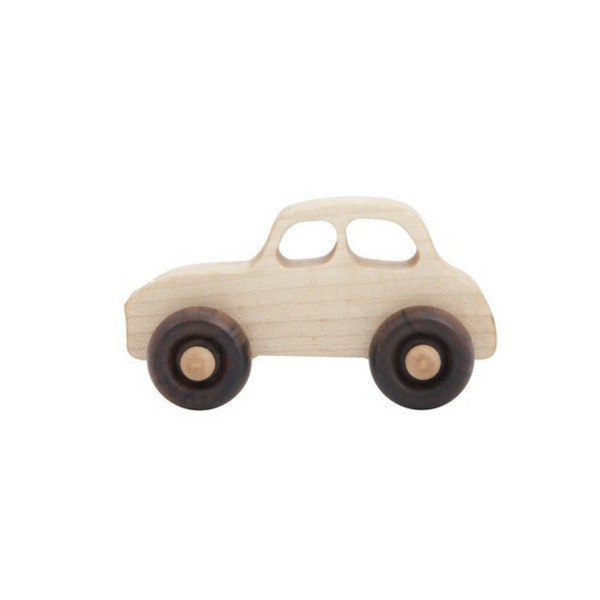 Wooden Car - 50's