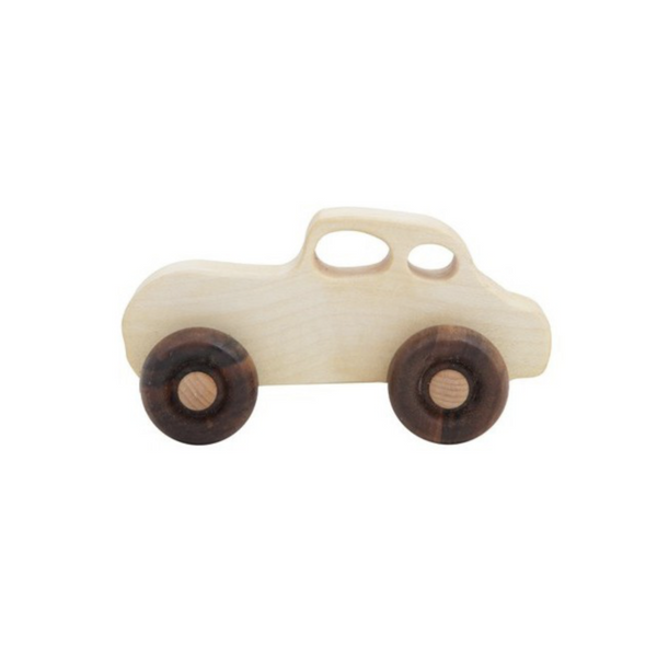 Wooden Car - Retro Car