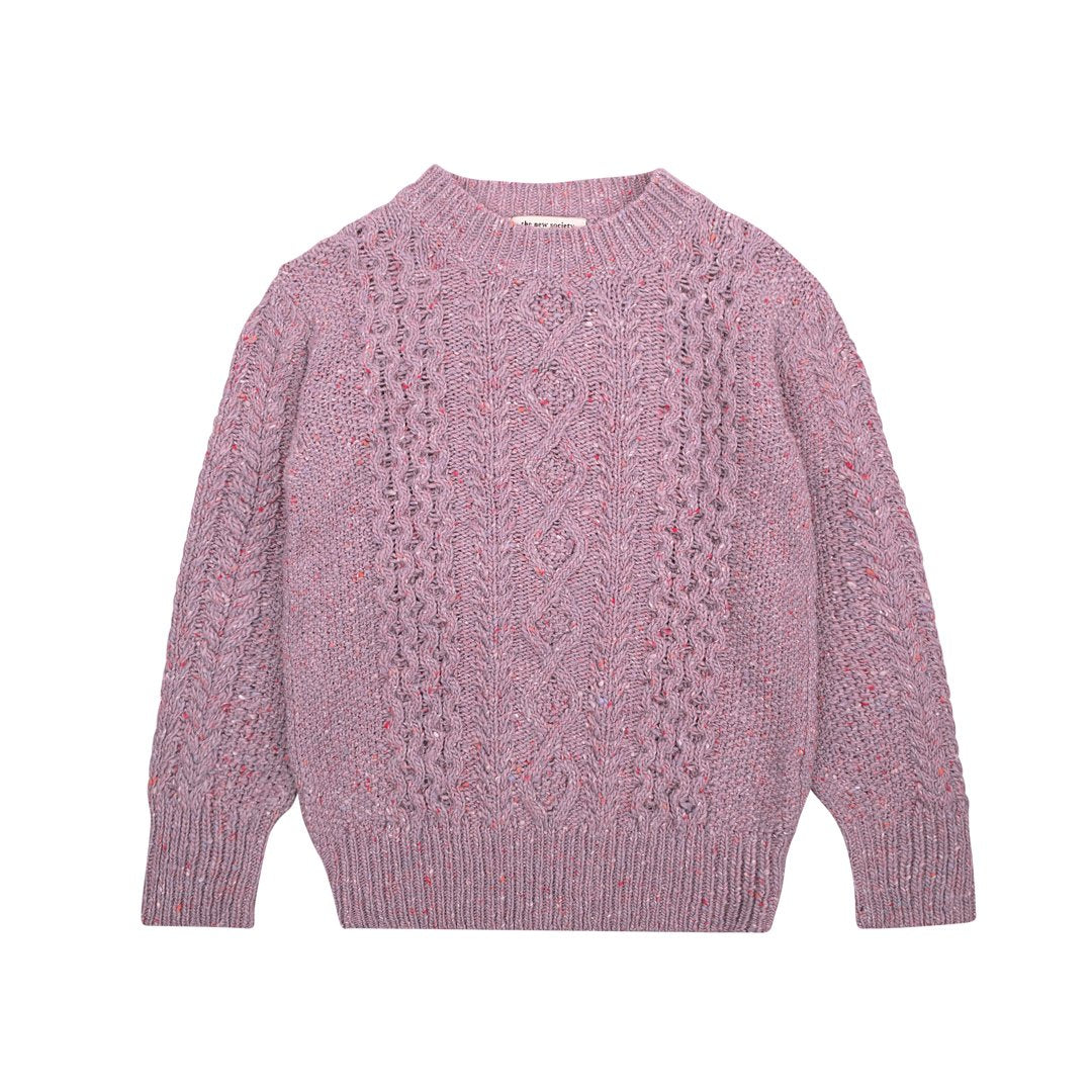 The New Society Noel Knit Jumper