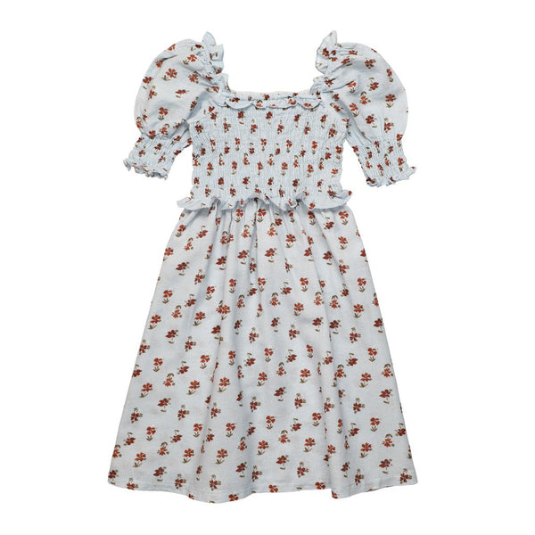 The New Society JANE DRESS DAISY FLOWER