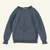 The New Society PIERRE JUMPER - SOFT BLUE