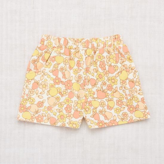 Misha & Puff Shorts Sunflower - Orchard Print