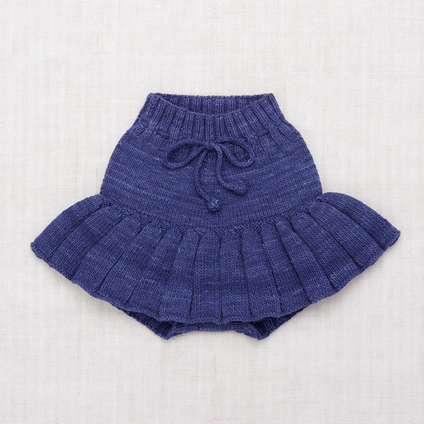 Misha and Puff Skating Pond Skirt - Blue Violet