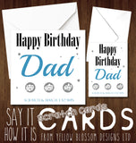 Birthday Scratch Card Grandchild
