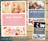 Boys Girls Peter Rabbit Photo Birthday Invitations ~ Quality Invites - YellowBlossomDesignsLtd