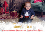 Personalised Thank You Cards Notes With Photo ~ Magical ~ Multiple Pack Selection