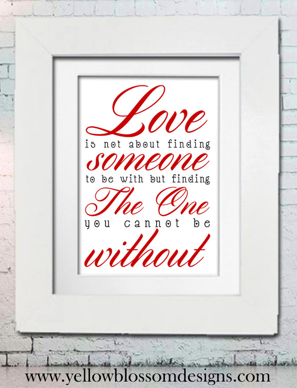 Love Husband Wife Wedding Anniversary ~ Personalised Bespoke Framed / Unframed Print