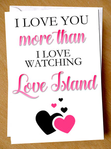 Love You More Than Love Island