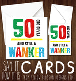 Happy 30th Birthday Greeting Card Friend Rude Banter Insult Comedy Funny
