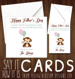From Baby ~ Pregnancy Card
