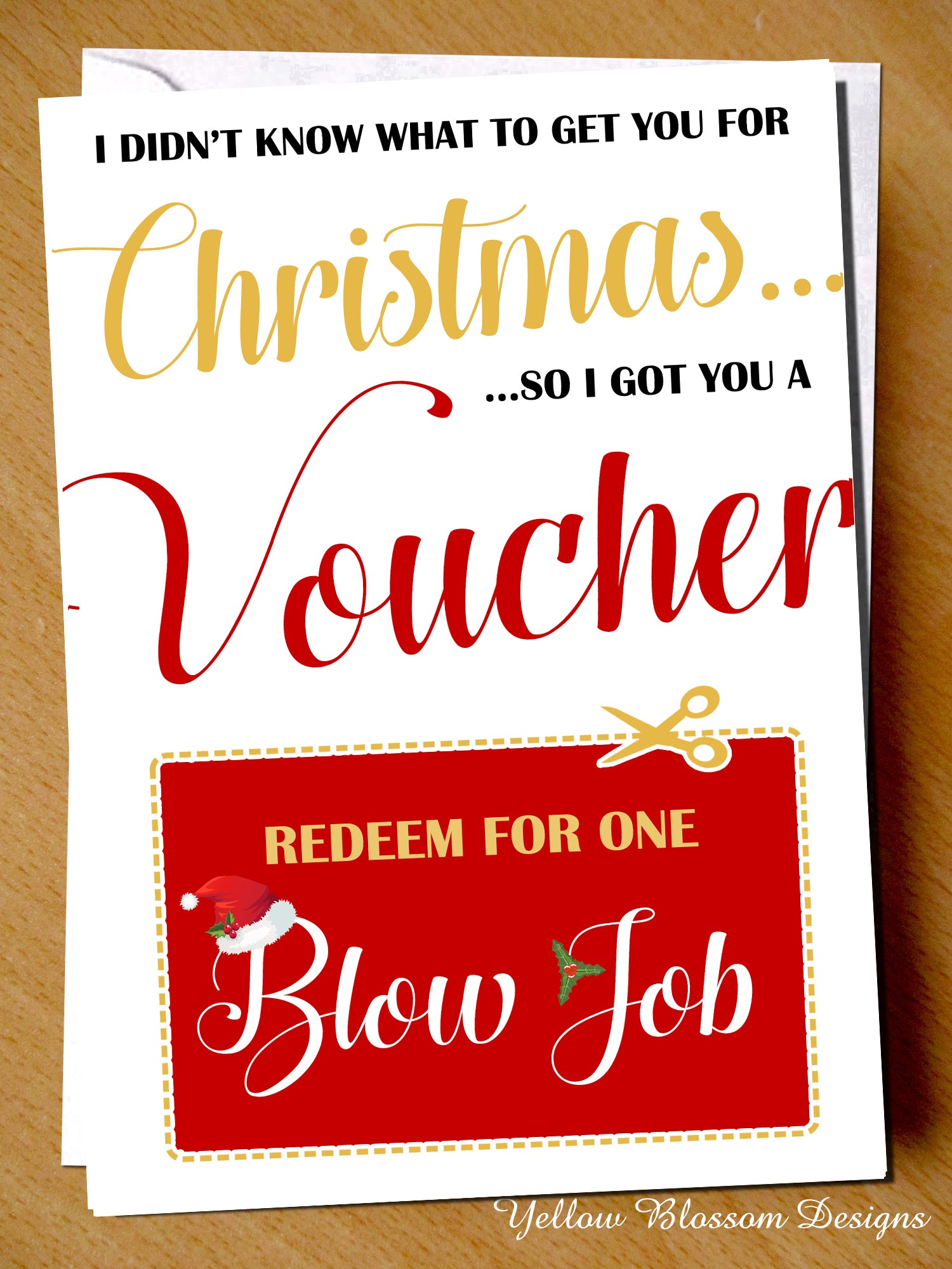 Naughty rude christmas card voucher blowjob husband boyfriend naughty rude christmas card voucher blowjob husband boyfriend fiance kristyandbryce Image collections