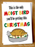 This Is The Only Moist Bird You'll Be Getting This Christmas