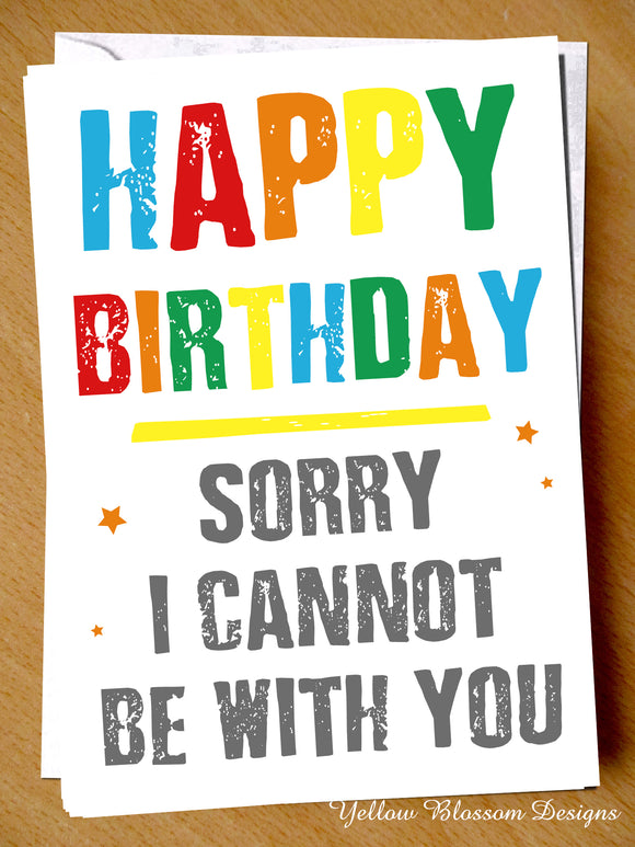 Funny Isolating Birthday Card Mum Sister Dad Brother Friend Virus 19 Lockdown Happy Self-Isolating Birthday At Least You Wont Have To Share Your Cake
