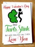 Your Farts Skink But I Still Love You ~ Husband Wife Girlfriend Boyfrien Fiance