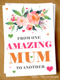 From One Amazing Mum To Another