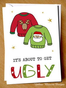 Ugly Christmas Jumper