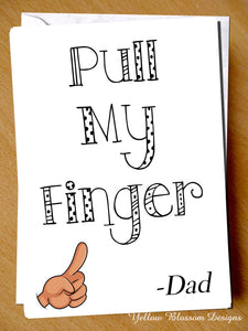 Pull My Finger - Dad