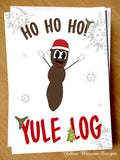 Funny Christmas Greetings Card